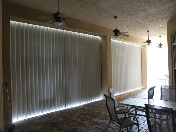 Accordion Shutters Product Gallery Property Solutions