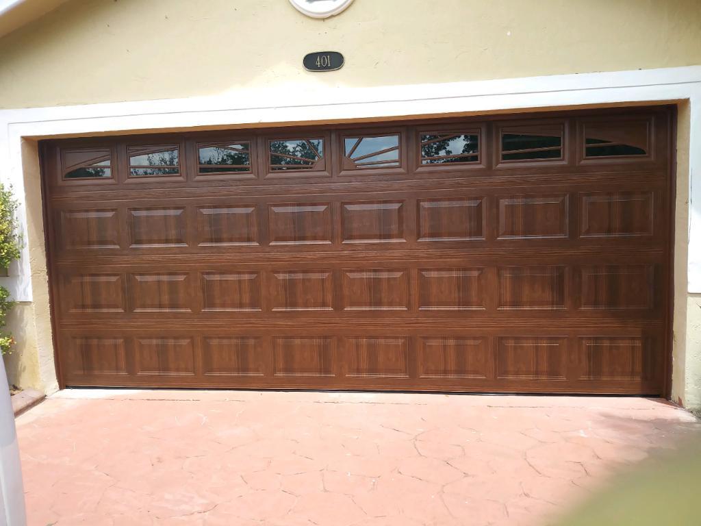 hurricane Impact garage door