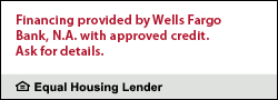 Wells Fargo Home Projects Financing