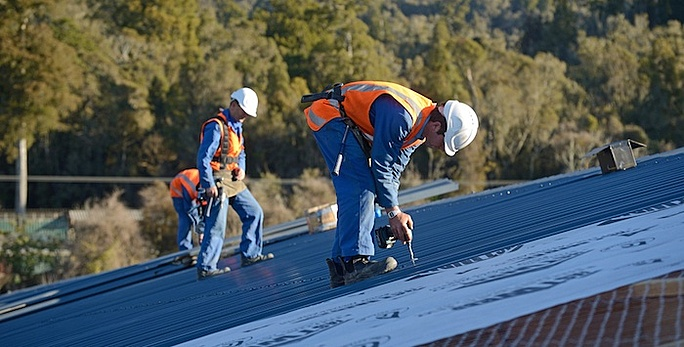 Residential and Commercial Roof Replacement Services